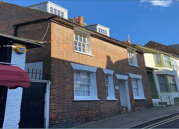 Thumbnail 5 bed end terrace house for sale in Lion Street, Rye, East Sussex