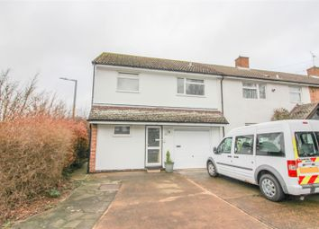 Thumbnail 2 bed end terrace house for sale in Hawkenbury, Harlow