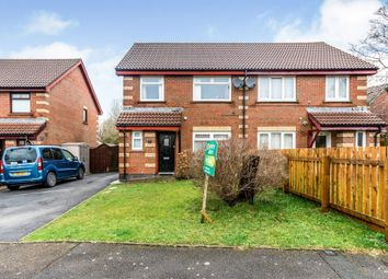 Thumbnail 3 bed semi-detached house for sale in Weig Fach Lane, Fforestfach, Swansea