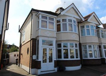 Thumbnail 3 bed semi-detached house for sale in Balgonie Road, North Chingford, London