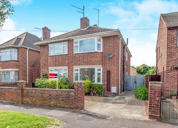 Thumbnail 3 bedroom semi-detached house for sale in Gloucester Road, Peterborough, Cambridgeshire
