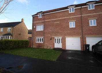 Thumbnail 4 bedroom town house to rent in Mill Vale, Newburn, Newcastle Upon Tyne