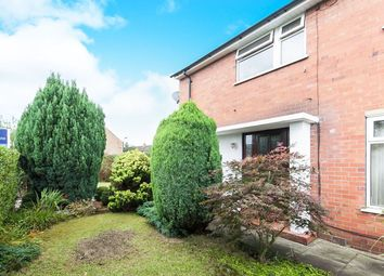 Thumbnail 3 bedroom semi-detached house to rent in Aimson Road East, Timperley, Altrincham