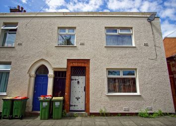 Thumbnail 4 bed end terrace house for sale in Knowles Street, Preston