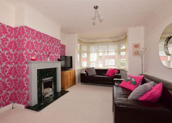 Thumbnail 4 bed semi-detached house for sale in Wilson Avenue, Rochester, Kent