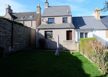 Thumbnail 2 bedroom town house for sale in Castle Street, Thurso