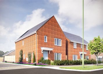 Thumbnail 3 bed semi-detached house for sale in Pembers Hill Park, Mortimers Lane, Fair Oak, Hampshire