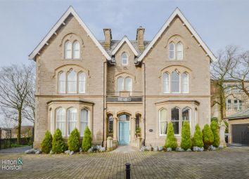 Thumbnail 2 bed flat for sale in Albert Road, Colne