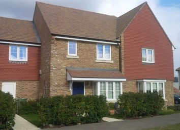 Thumbnail 3 bed property to rent in Brambling Avenue, Finberry, Ashford