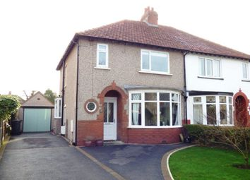 Thumbnail 3 bed semi-detached house for sale in Pemberton Drive, Torrisholme, Morecambe