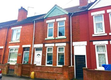 Thumbnail 3 bed terraced house to rent in Gadsby Street, Nuneaton