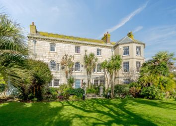 Thumbnail 7 bedroom detached house for sale in Fore Street, Marazion, Cornwall