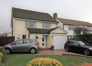 Thumbnail 4 bed detached house for sale in Park Road, Thornbury, Bristol