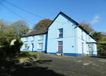 Thumbnail 9 bed detached house for sale in Prengwyn Road, Prengwyn, Llandysul