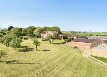 Thumbnail 4 bed detached house for sale in Red Gate Farm House, Mill Lane, Thurleigh