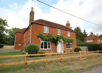 Thumbnail 3 bed detached house to rent in Haines Hill, Twyford