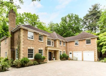 Thumbnail 7 bed detached house for sale in Bagshot Road, Ascot