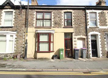 Thumbnail 3 bedroom terraced house to rent in Osborne Road, Pontypool