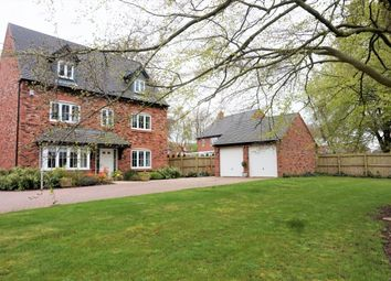 Thumbnail 5 bed detached house for sale in Rutland Close, Yarnfield, Stone