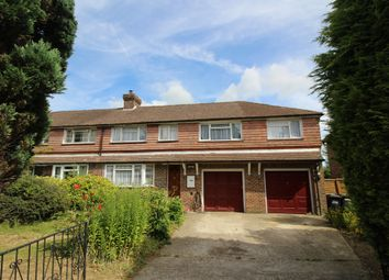 Thumbnail 5 bed end terrace house for sale in Hawks Road, North Hailsham