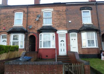 Thumbnail 3 bedroom terraced house for sale in Wiggin Street, Ladywood B160Ah