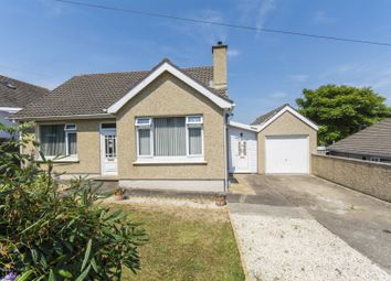 Thumbnail 3 bed detached bungalow for sale in Romilly Crescent, Milford Haven