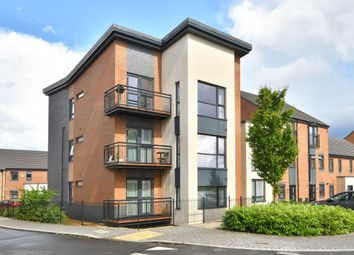 Thumbnail 2 bed flat to rent in Norville Drive, Stoke-On-Trent