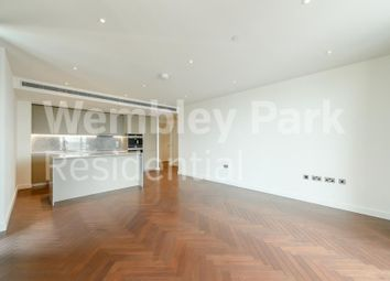 Thumbnail 3 bed flat to rent in Elvin Gardens, Wembley