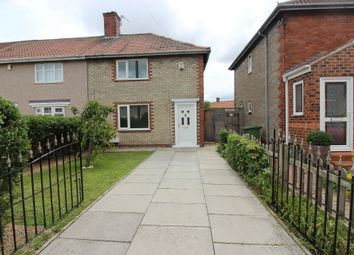 Thumbnail 2 bed end terrace house for sale in Queensway, Billingham