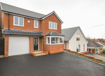 Thumbnail 4 bedroom detached house for sale in Moss Bank Road, St. Helens