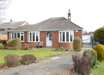 Thumbnail 3 bed detached bungalow for sale in Stallingborough Road, Healing, Grimsby