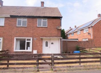Thumbnail 2 bed semi-detached house for sale in Coach Road Estate, Washington