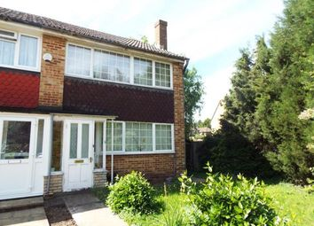 3 bed end terrace house for sale in Westfield Close, Waltham Cross, Hertfordshire EN8