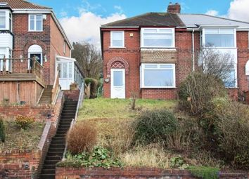 Thumbnail 3 bed semi-detached house for sale in Droppingwell Road, Rotherham, South Yorkshire