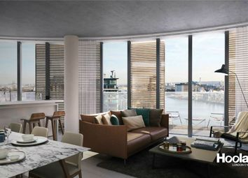 Thumbnail 2 bed flat to rent in Hoola West Tower