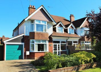 Thumbnail 4 bed semi-detached house for sale in New Road, Ashurst, Southampton