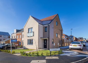Thumbnail 4 bed detached house for sale in Orangetip Gardens, Newcastle Upon Tyne