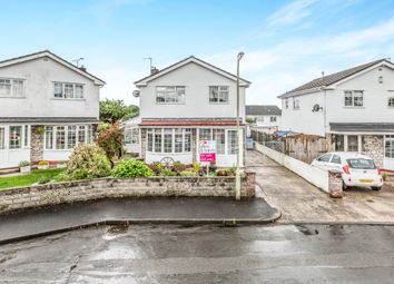Thumbnail 3 bed detached house for sale in Clos Alun, Brynna, Pontyclun