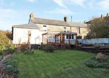Thumbnail 4 bed semi-detached house for sale in Peverell Road, Porthleven, Helston
