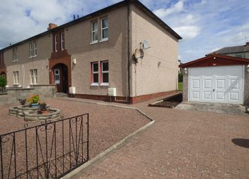 Thumbnail 1 bed flat for sale in Brodie Avenue, Dumfries, Dumfries And Galloway.