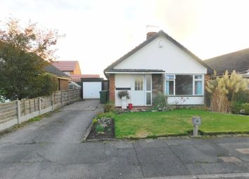 Thumbnail 2 bedroom detached bungalow for sale in Worthing Close, Offerton, Stockport