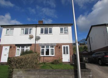 Thumbnail 3 bed semi-detached house for sale in Meadow Rise, Brynna, Pontyclun.