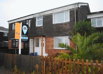 Thumbnail 3 bedroom terraced house for sale in Elm Road, Shoeburyness, Essex