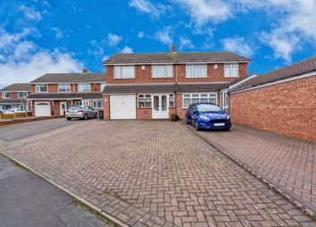Thumbnail 4 bedroom semi-detached house for sale in Bridge Avenue, Chelsyn Hay, Walsall