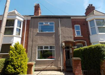 Thumbnail 2 bed flat for sale in Abbey Drive East, Grimsby