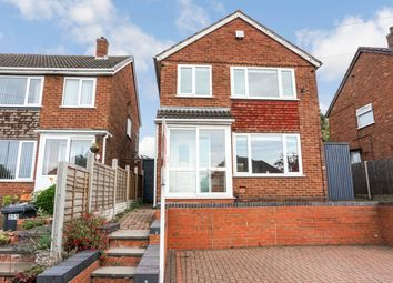 Thumbnail 3 bed detached house for sale in Hockley Road, Hockley, Tamworth