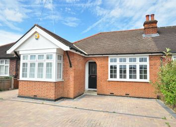 Thumbnail 2 bed semi-detached bungalow for sale in Withegate Avenue, Staines Upon Thames, Surrey