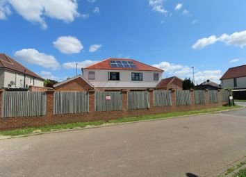 Thumbnail 4 bed semi-detached house for sale in Kingston Road, Epsom, Surrey