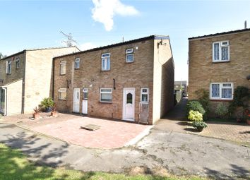 Thumbnail 3 bedroom end terrace house for sale in Alamein Gardens, Stone, Dartford, Kent