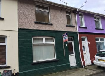 Thumbnail 3 bed terraced house for sale in Woodland Terrace, Aberbeeg, Abertillery, Gwent